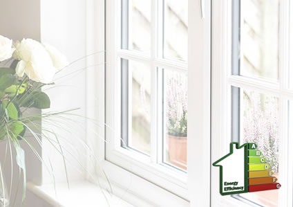 Our cottage windows are fitted with energy efficient double glazing panels as standard